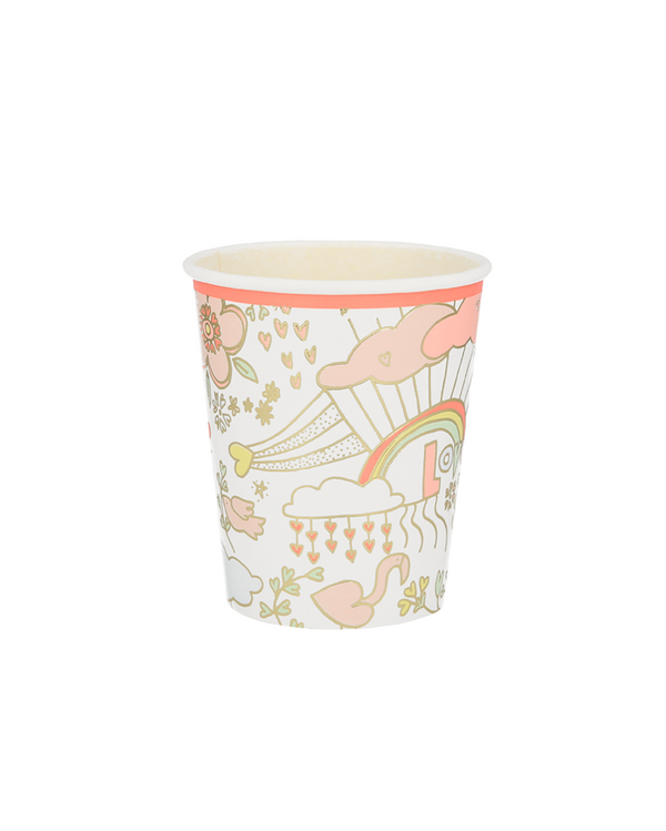 Valentines Sketch Cup