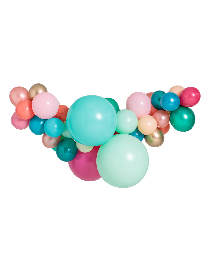 Tropical Balloon Garland