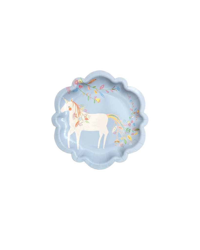 Princess Unicorn Plate Small