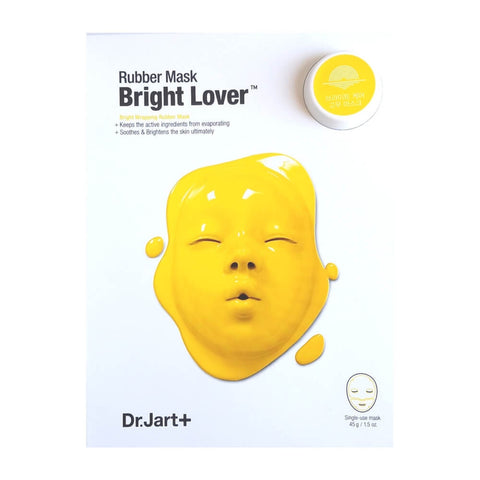 Dr. Jart Dermask Bright Lover Rubber Mask (Expires 7/2018)