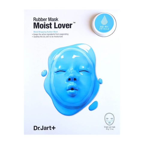 Dr. Jart Dermask Moist Lover Rubber Mask (Expires 7/2018)