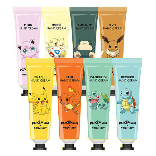 Pokemon Hand Cream Bundle