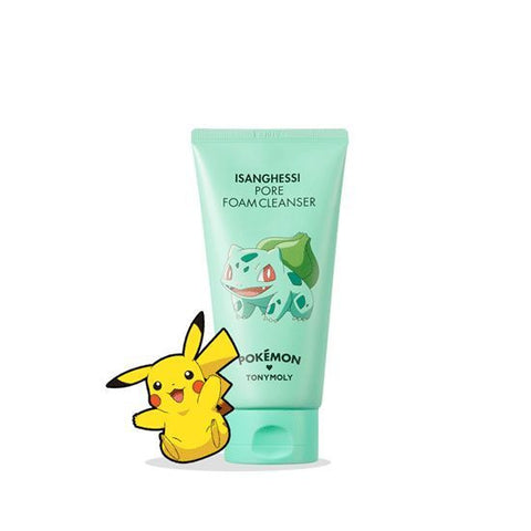 Isanghessi (Bulbasaur) Pore Foam Cleanser