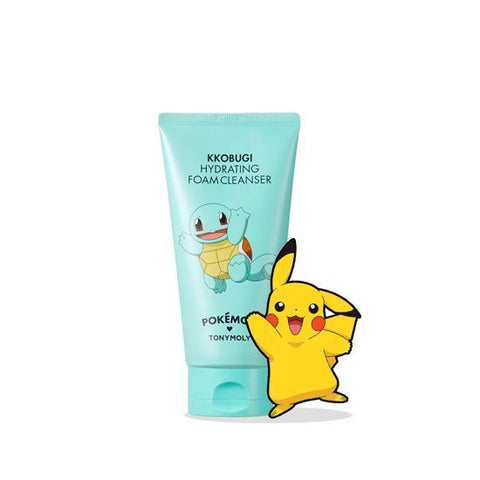 Kkobugi (Squirtle) Hydrating Foam Cleanser