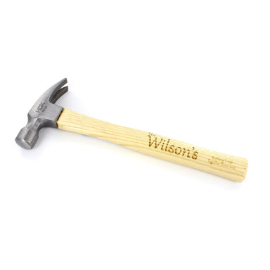 Personalized Hammer - Engraved Family Name Design - Froolu - 1