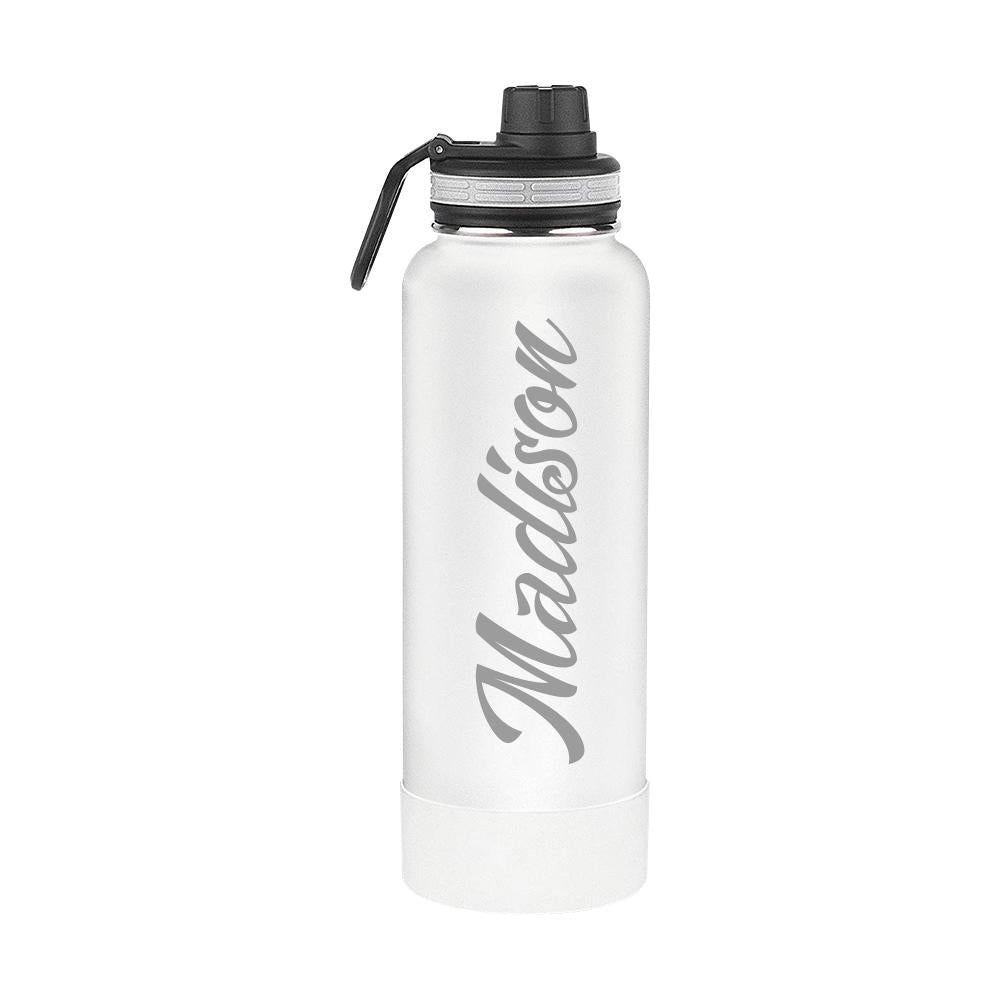 Engraved Thermoflask Stainless Steel Water Bottle 24oz - TF011