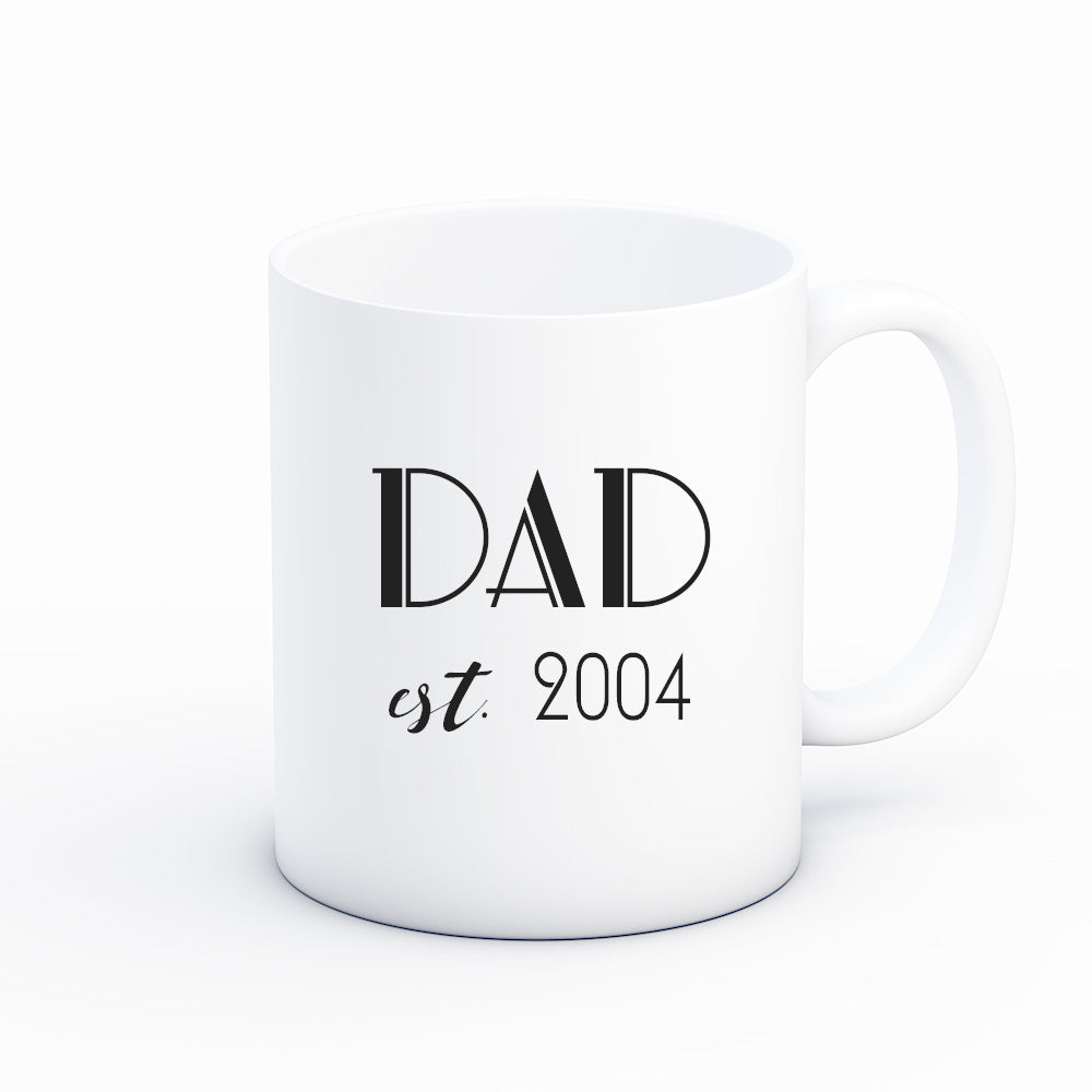 Personalized Coffee Mug for Dad