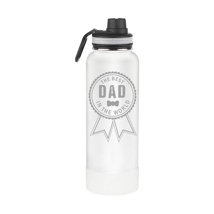 Custom Best Dad Gift Thermoflask (1763)