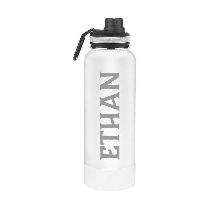 Personalized ThermoFlask Bottle With Chug Lid 24oz - TF001