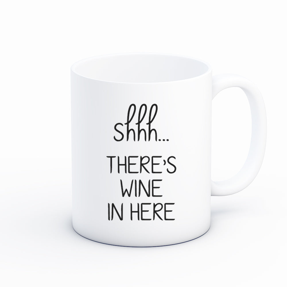 Shhh...Wine in here