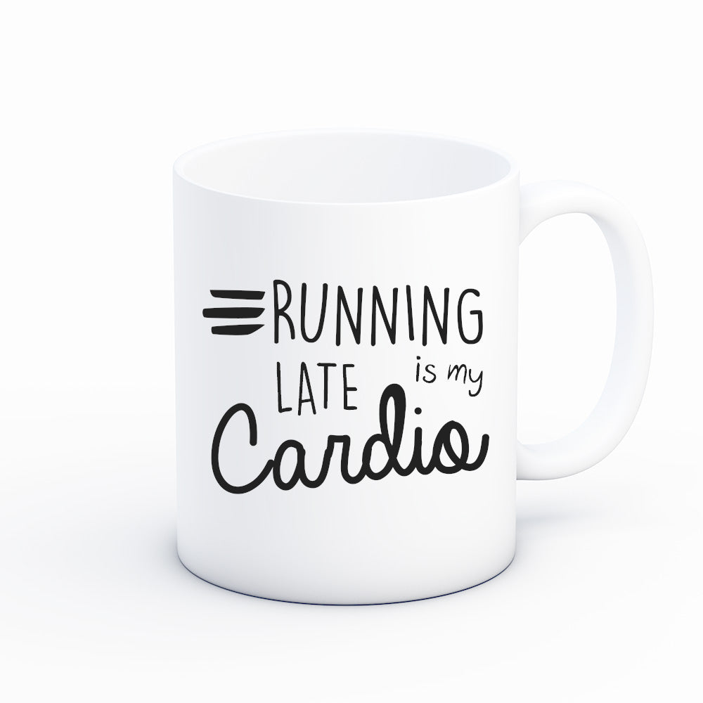 Running Late Funny gift for Coworkers