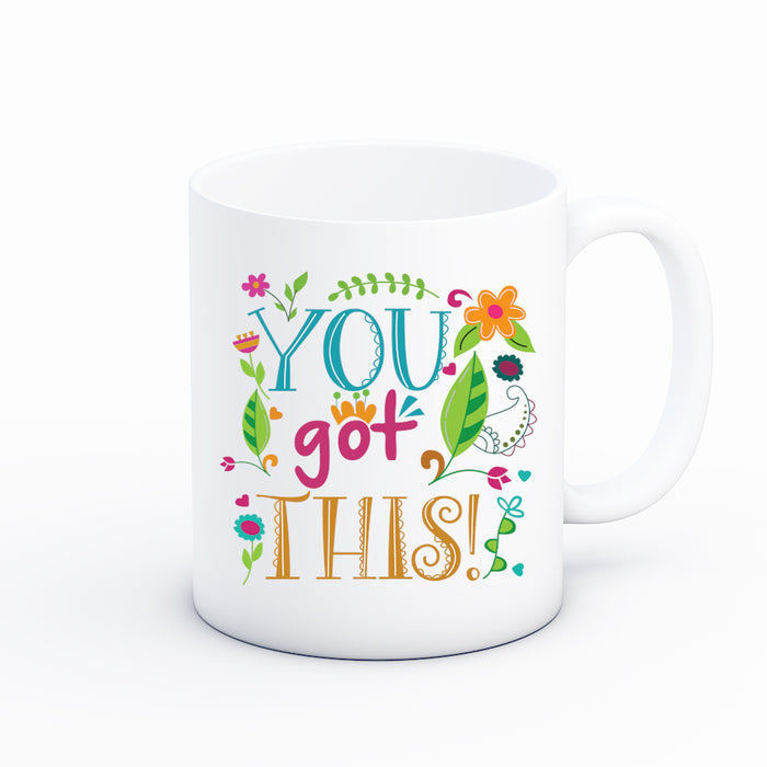 You Got this ! Graduation Coffee Mug Gift