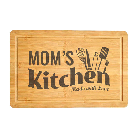 Etched Cutting Board Gift for Mom (3799)