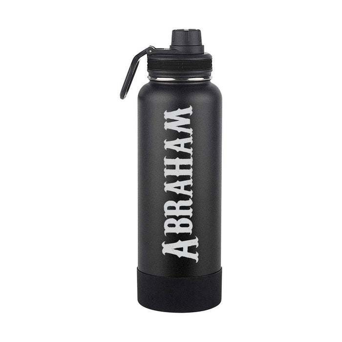 Engraved Thermoflask Stainless Steel Water Bottle 24 oz - TF003