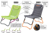 Folding Recliner Camping Outdoor Chair Doppelganger Outdoor Australia Caravan Camping Tent