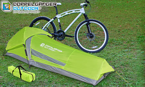 1 Person Ultra Light Instant Tent - Doppelganger Outdoor Australia Caravan Camping