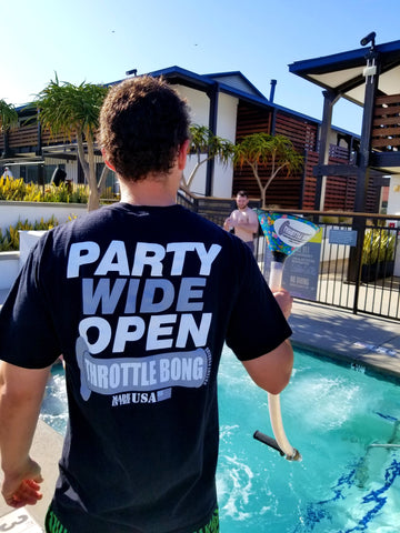 Party Wide Open T-Shirt