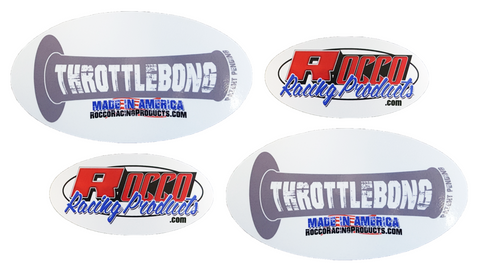 Rocco Racing Sticker Kit - Rocco Racing Products LLC - Beer Bong - Beer - Drinking Games - Drinking - College - University - College Party - Fraternity - Party - Tailgate - Beer Pong - Motocross - Supercross - Throttle Beer Bong - Throttle - Bong - Beer Pong - Corn Hole - Kings Cup - Snappa - Funnel - Heavy Duty - Strong - Homemade beer bong - spencers beer bong - college beer bong - keg stand