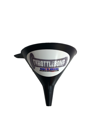 Throttle Bong Funnel - Rocco Racing Products LLC - Beer Bong - Beer - Drinking Games - Drinking - College - University - College Party - Fraternity - Party - Tailgate - Beer Pong - Motocross - Supercross - Throttle Beer Bong - Throttle - Bong - Beer Pong - Corn Hole - Kings Cup - Snappa - Funnel - Heavy Duty - Strong - Homemade beer bong - spencers beer bong - college beer bong - keg stand