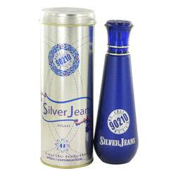 90210 Silver Jeans Eau De Toilette Spray By Torand