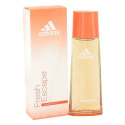 Adidas Fresh Escape Eau De Toilette Spray By Adidas