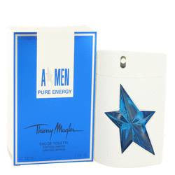 Angel Pure Energy Eau De Toilette Spray By Thierry Mugler