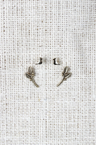 Songbird and Branch Earrings