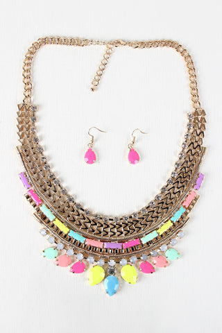 Revamped Classic Statement Necklace