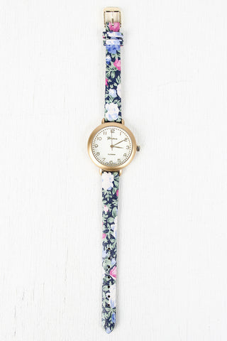 Blooming Floral Watch