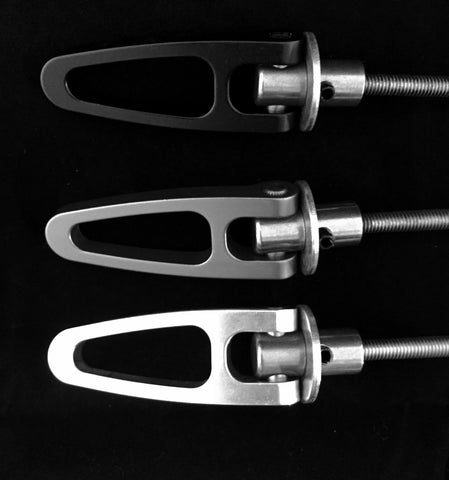CV2 Knob and Lever Set: Upgrade with style