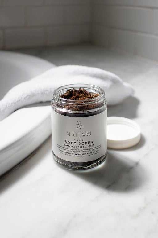 NATIVO COFFEE SCRUB