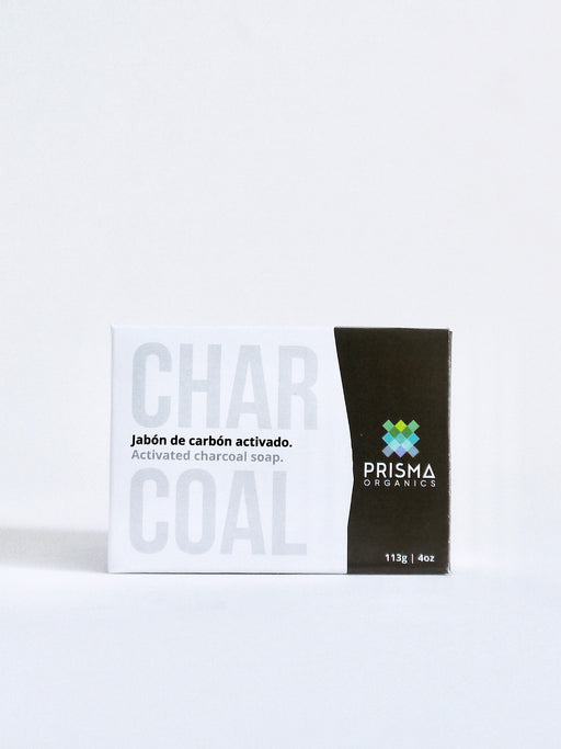ACTIVATED CHARCOAL SOAP - PRISMA
