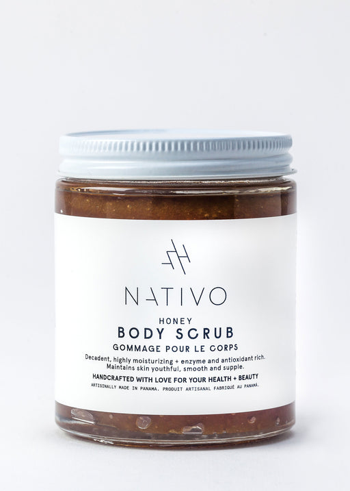 HONEY BODY SCRUB