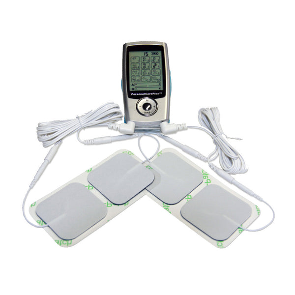 PM-745 Personal Care Plus™ - Electronic Digital Massager with TENS & EMS Functions