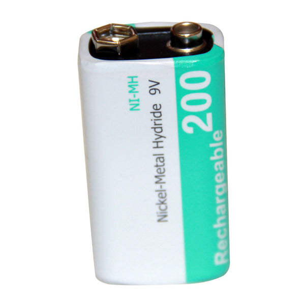 ProM-060 9V Rechargeable Battery