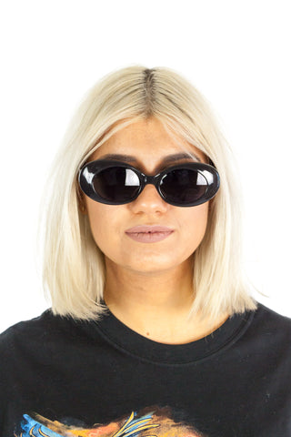 Black Cobain Sunglasses