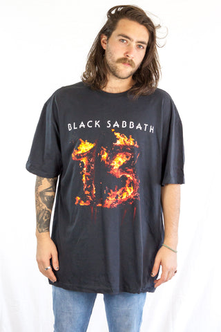 Black Sabbath Tour 13 Tee