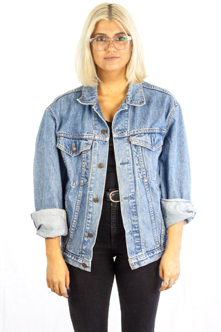 Levis Light Denim Jacket