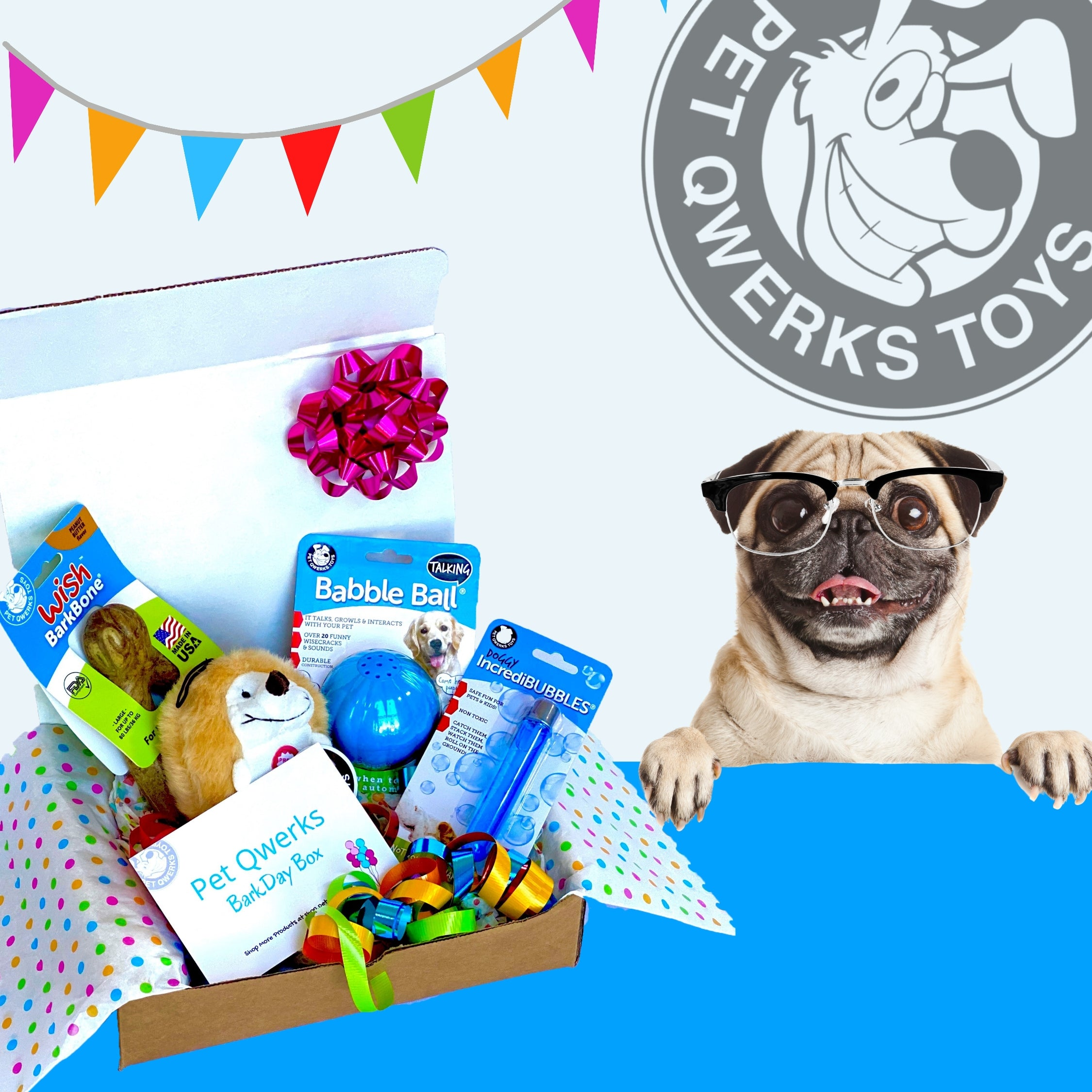 BarkDay Gift Boxes for Special Occasions