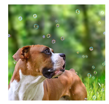 IncrediBubbles for Dogs and Cats