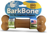 BBQ BarkBone® Dog Chew Toy, Made in USA