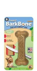 Flavorit® BarkBone™ Wood with Mint Flavor Infused - Pet Qwerks | Interactive Dog Toys
