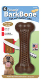 Flavorit BarkBone Peanut Butter Flavor Dog Chew Toy, Made in USA