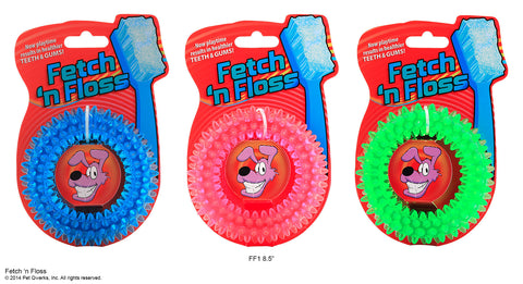 Fetch N Floss Ring
