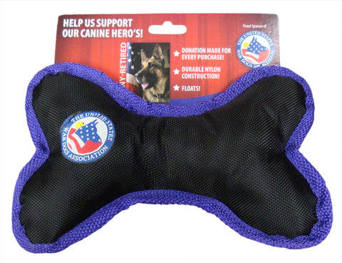 WarDogs Bone Dog Toy
