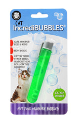 CAT IncrediBubbles™ with CATNIP Infused - Pet Qwerks | Interactive Dog Toys