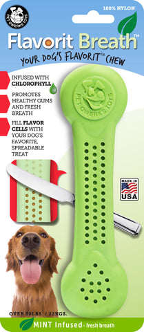 Flavorit™ Breath Nylon Bone Mint Infused