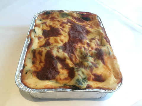 Tray bake: Traditional beef lasagne