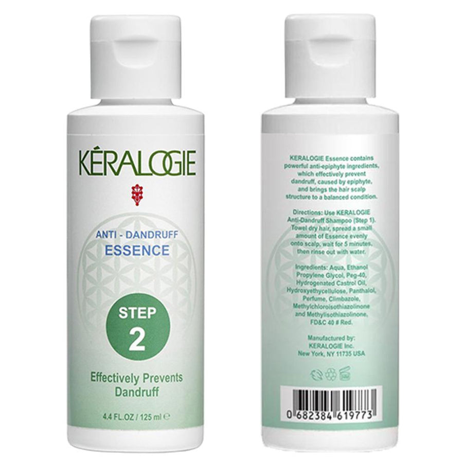 Keralogie Anti-Dandruff Revitalizing Essence, Step 2 - (8 fl oz)