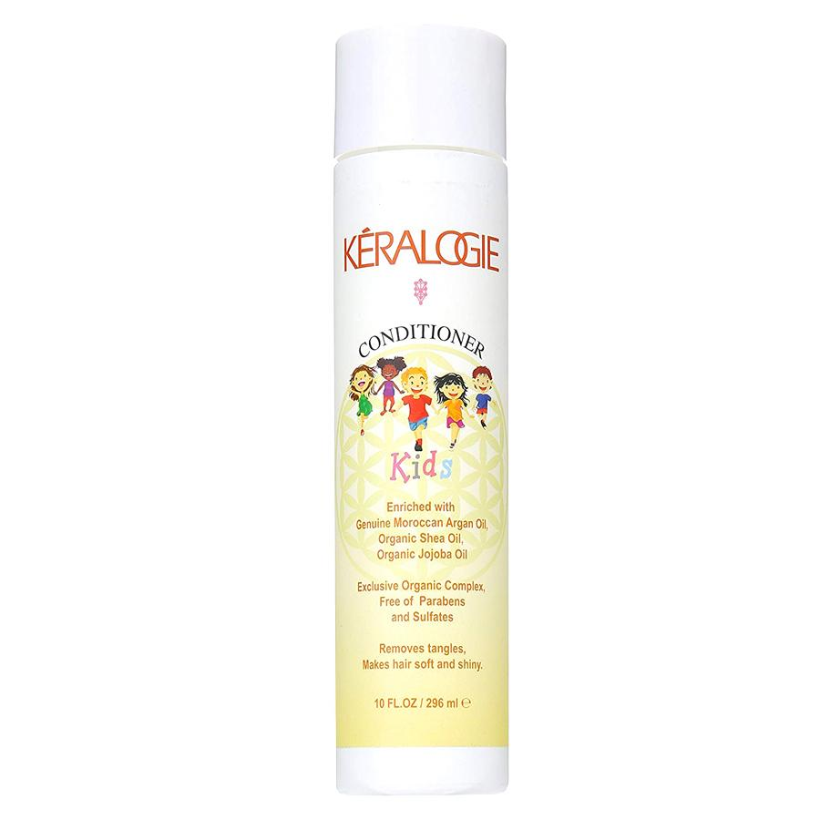 Keralogie All Natural Conditioner for Kids with Moroccan Argan Oil - (10 fl oz)